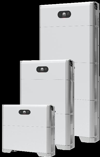 モジュール型蓄電池設計 5kWh~30kWhまで組み合わせ可能!