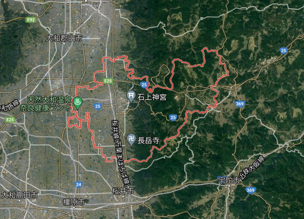 奈良県天理市-日本最大級の太陽光発電の販売サイトとくとくサービス