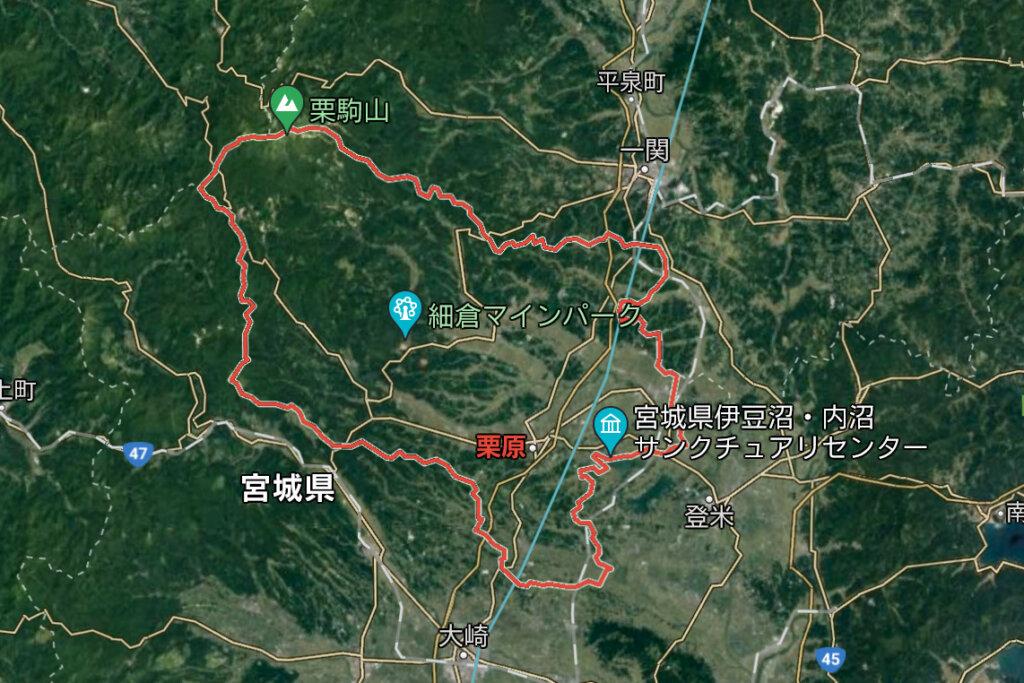 宮城県栗原市-日本最大級の太陽光発電の販売サイトとくとくサービス