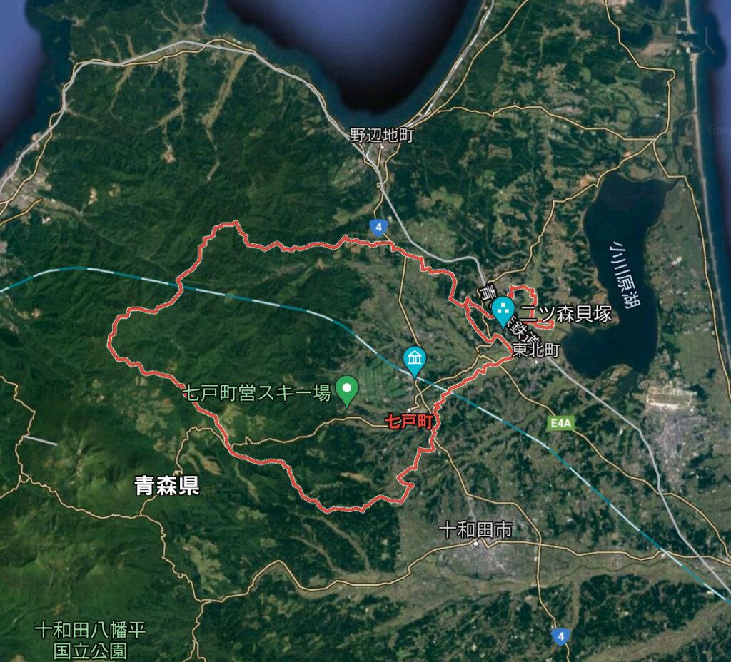 青森県上北郡七戸町-日本最大級の太陽光発電の販売サイトとくとくサービス