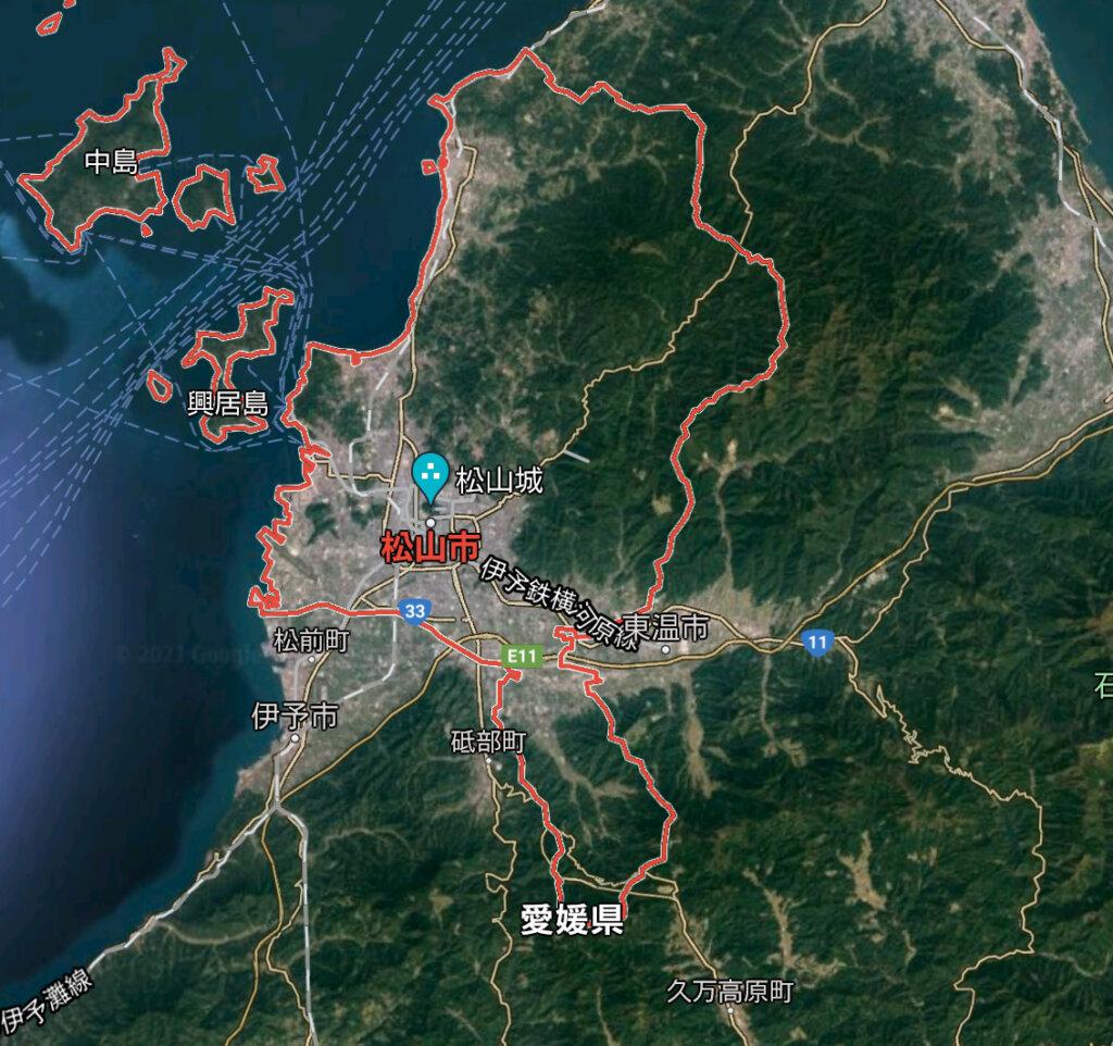 愛媛県松山市-日本最大級の太陽光発電の販売サイトとくとくサービス