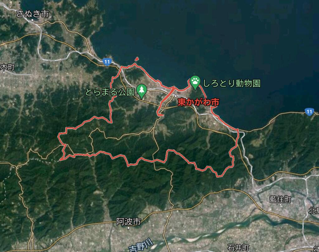 香川県東かがわ市-日本最大級の太陽光発電の販売サイトとくとくサービス