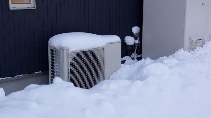 エコキュートが凍結してお湯が出ない…困った時の対処法と今後の対策について