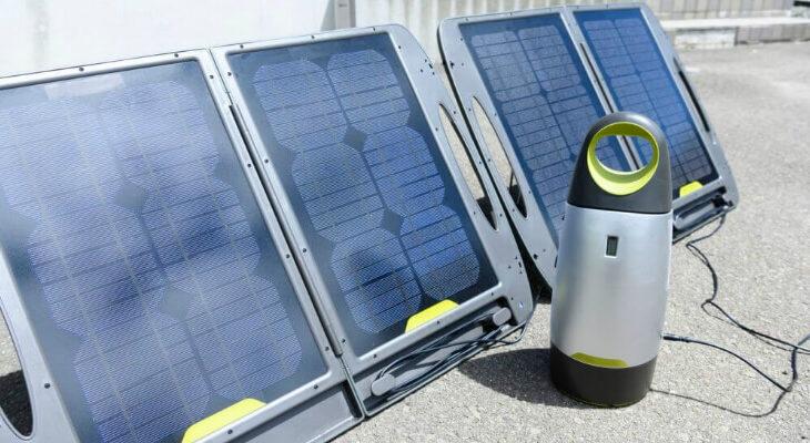 災害対策にはポータブル蓄電池が便利?使える場面と使えない場面を押さえておかなければ後悔する可能性も…