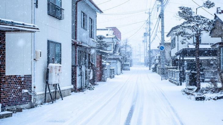 真冬のエコキュートに注意!エコキュートの「凍結」と対処方法を解説
