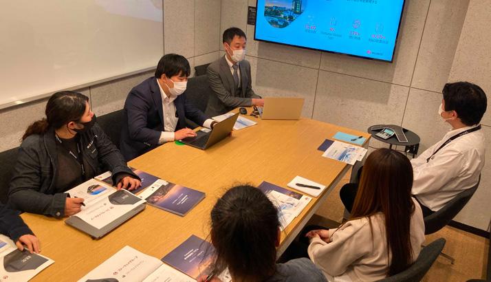 Huawei様による勉強会が開催されました。