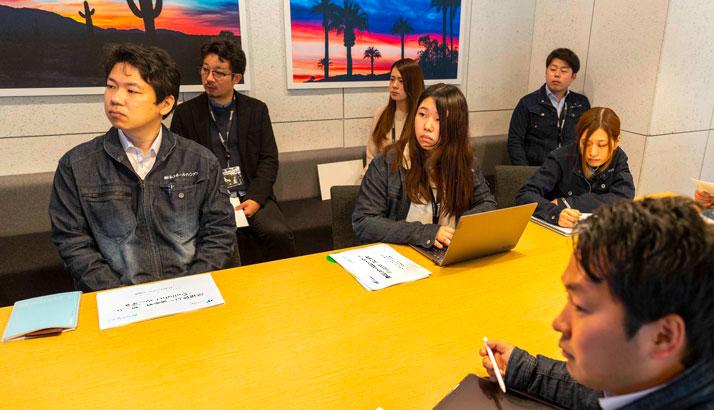 ネクストエナジー様による勉強会が開催されました。