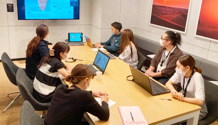 DMM様による勉強会が開催されました。
