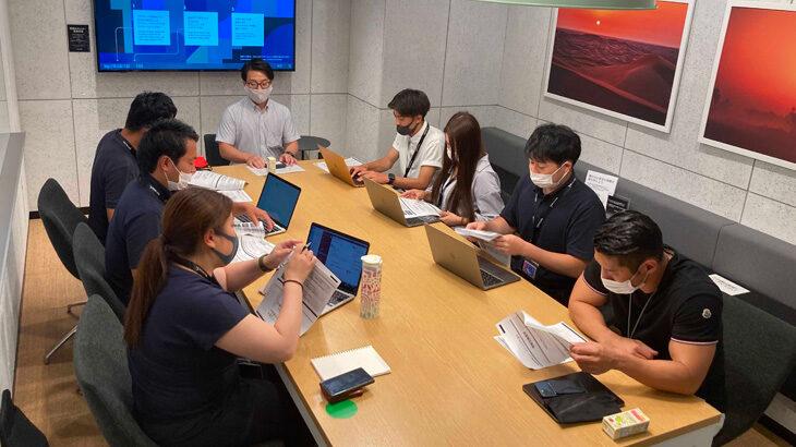 一般社団法人環境エネルギー事業協会様による勉強会が開催されました。