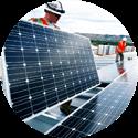 太陽光発電、蓄電池も含めた提案力と施工力