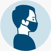 corona icon 4 - 新型コロナウィルス感染防止対策