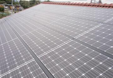 実績・評判口コミ画像01-三菱 太陽光発電システム 4kW 神奈川県 F様