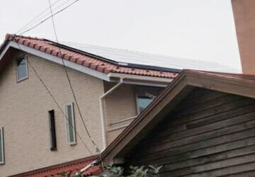 実績・評判口コミ画像02-三菱 太陽光発電システム 4kW 神奈川県 F様