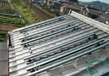 実績・評判口コミ画像01-パナソニック 太陽光発電システム 6.6kW 滋賀県、N様