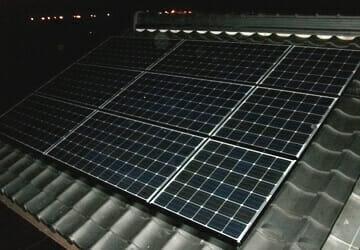 実績・評判口コミ画像03-パナソニック 太陽光発電システム 6.6kW 滋賀県、N様