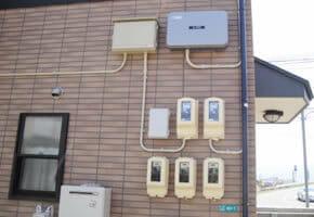 実績・評判口コミ画像01-シャープ 太陽光発電システム 3.88kW 長野県長野市 S様