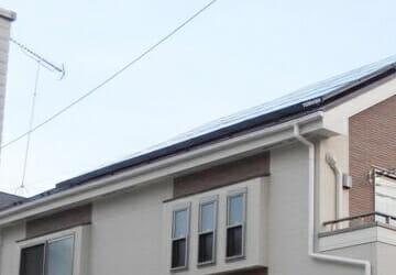 実績・評判口コミ画像01-東芝 太陽光発電システム 4.2kW 神奈川県横浜市、匿名希望様