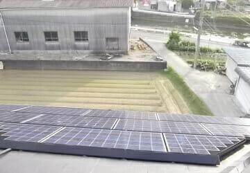 実績・評判口コミ画像01-三菱 太陽光発電システム 兵庫県 有年様