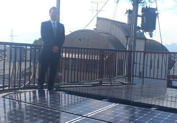 実績・評判口コミ画像02-カナディアンソーラー 太陽光発電システム 9.69kW 奈良県 由井様