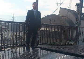 実績・評判口コミ画像03-カナディアンソーラー 太陽光発電システム 9.69kW 奈良県 由井様