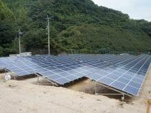 実績・評判口コミ画像02-産業用太陽光発電システム 465.92kW 愛媛県今治市