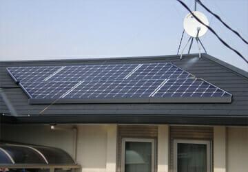 実績・評判口コミ画像02-三菱 太陽光発電システム 3.57kW 高知県 市川様
