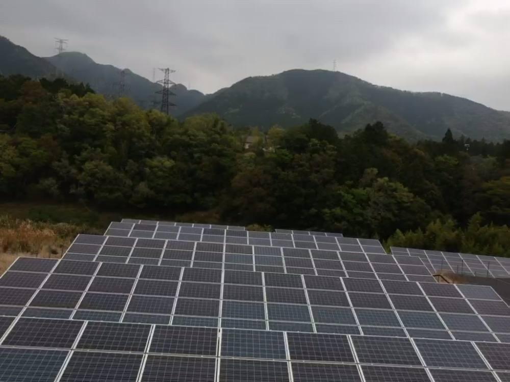 実績・評判口コミ画像01-産業用太陽光発電システム 57.0kW 三重県松阪市