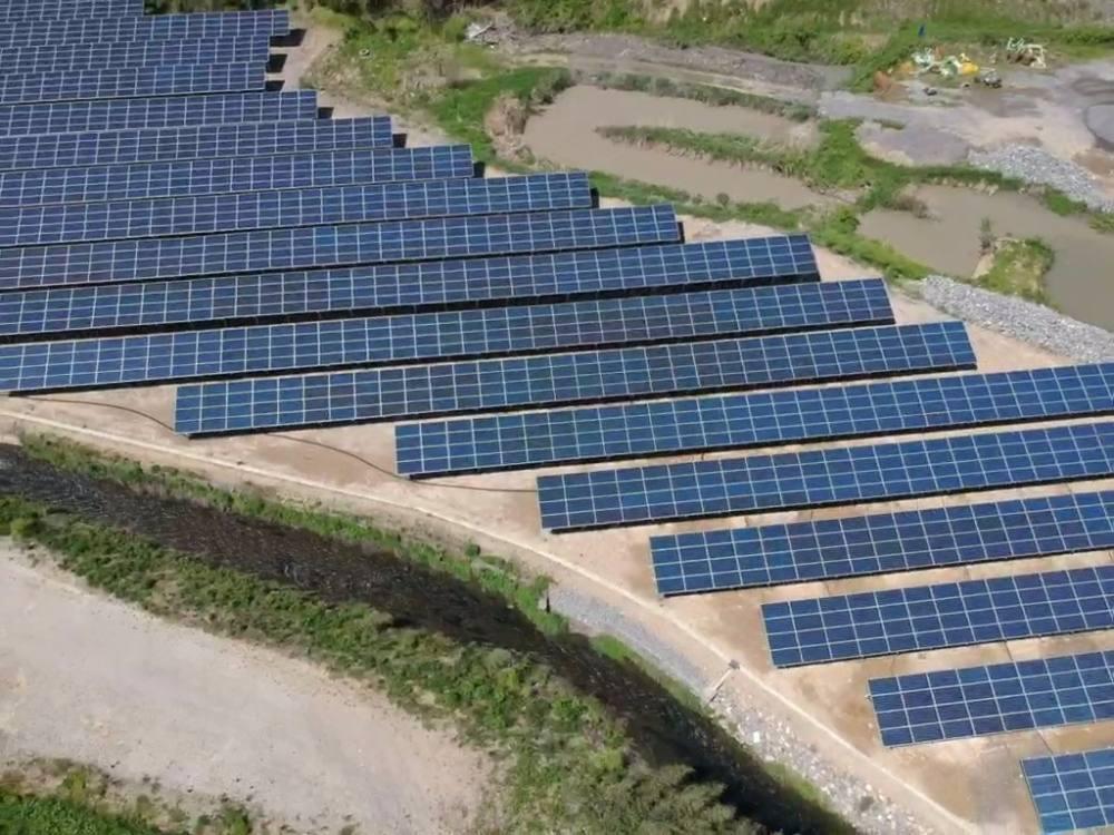 実績・評判口コミ画像02-産業用太陽光発電システム 2033.0kW 滋賀県高島市