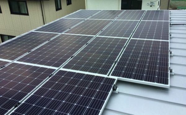 実績・評判口コミ画像01-LOOOP太陽光発電システム 4.74㎾栃木県鹿沼市U.Y様