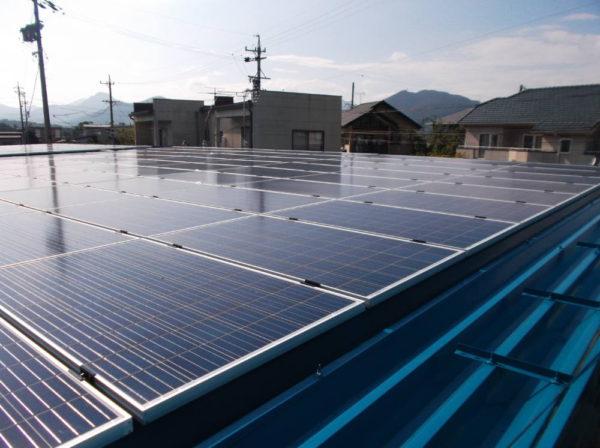 実績・評判口コミ画像01-カナディアンソーラー太陽光発電システム 48㎾長野県上田市A.S様