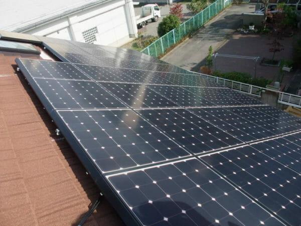 実績・評判口コミ画像02-シャープ 太陽光発電システム 7.04kW 兵庫県相生市 F.T様