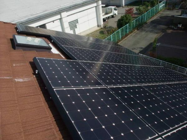 実績・評判口コミ画像01-シャープ 太陽光発電システム 7.04kW 兵庫県相生市 F.T様