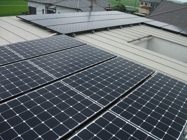 実績・評判口コミ画像01-東芝太陽光発電システム 6.0㎾三重県員弁郡F.Y様