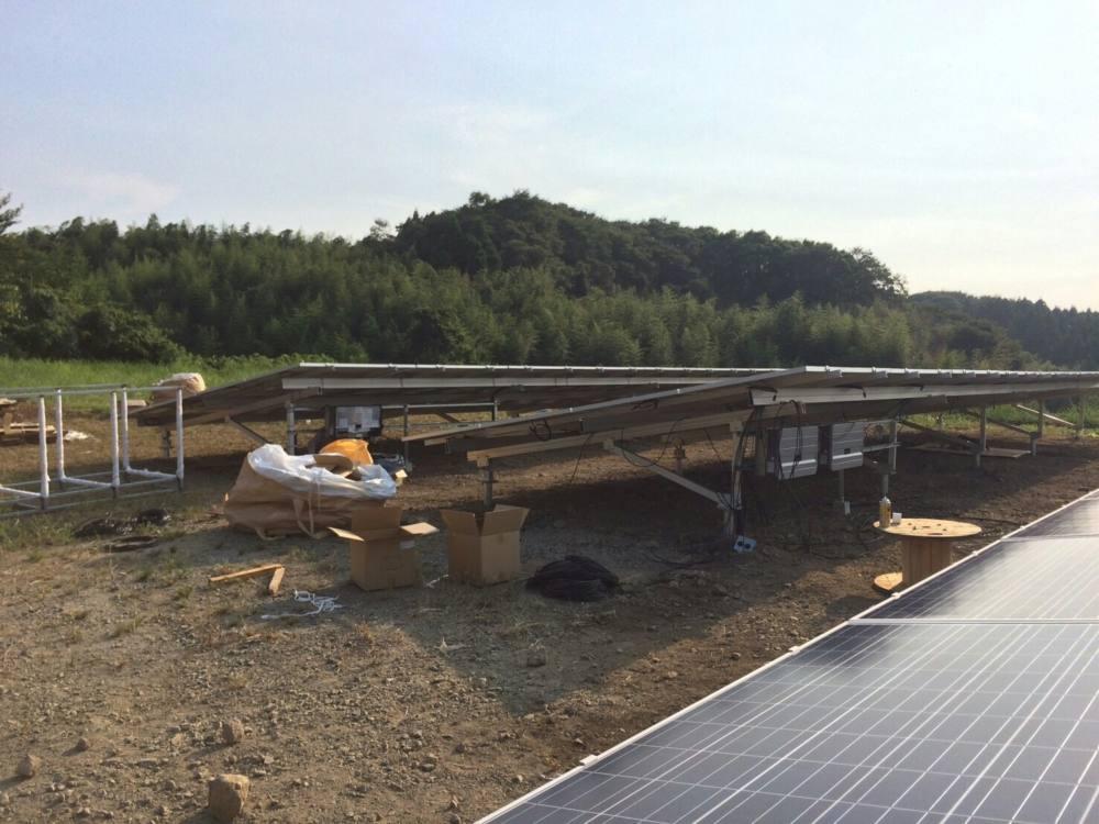 実績・評判口コミ画像03-産業用太陽光発電システム 54.0kW 熊本県熊本市