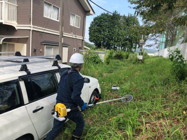 茨城県常陸太田市 49.5kw 低圧 メンテナンス