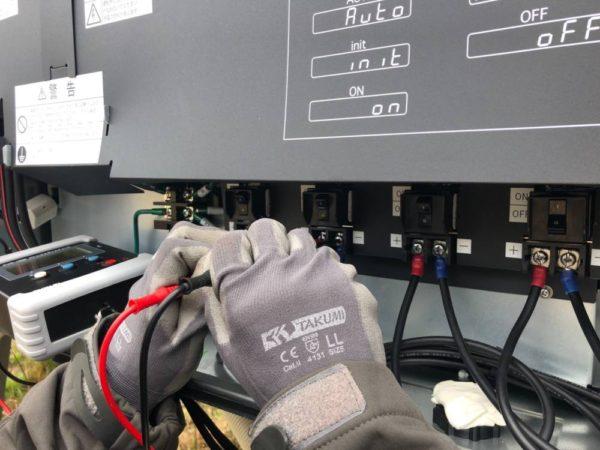 実績・評判口コミ画像01-石川県鳳珠郡 49.5kw 低圧 メンテナンス