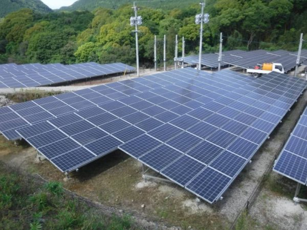 鹿児島県薩摩郡 49.5kw 低圧 メンテナンス