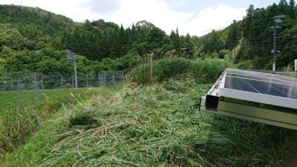 実績・評判口コミ画像03-三重県伊賀市 49.5kw 低圧 メンテナンス