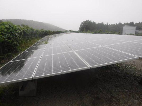 鹿児島県49.5kw低圧 メンテナンス