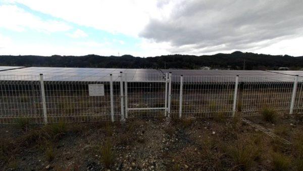 岡山県49.5kW低圧 メンテナンス