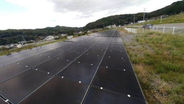 実績・評判口コミ画像03-岡山県49.5kW低圧 メンテナンス