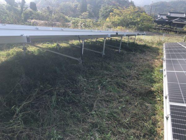 愛媛県 49.5kW 低圧 メンテナンス