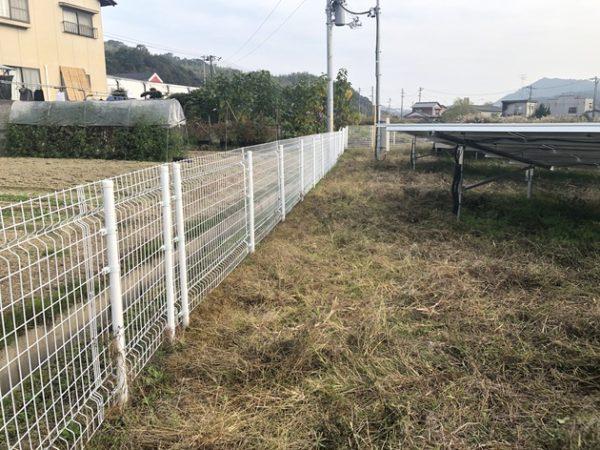 実績・評判口コミ画像02-愛媛県 49.5kW 低圧 メンテナンス