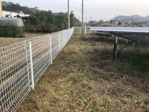 実績・評判口コミ画像03-愛媛県 49.5kW 低圧 メンテナンス