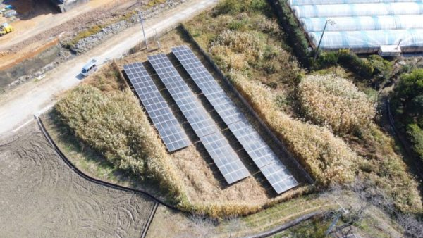 高知県 49.5kW   低圧  メンテナンス
