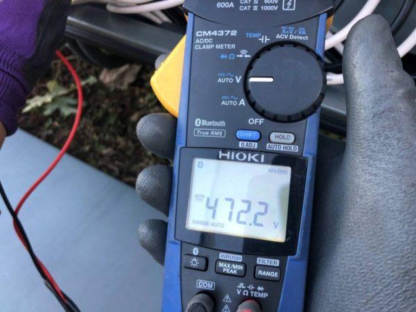 実績・評判口コミ画像03-愛知県 150kWh高圧 メンテナンス