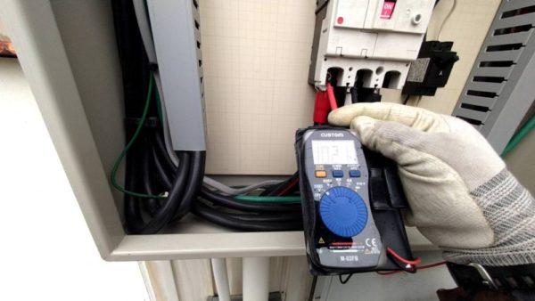 岐阜県 49.5kW 低圧 メンテナンス