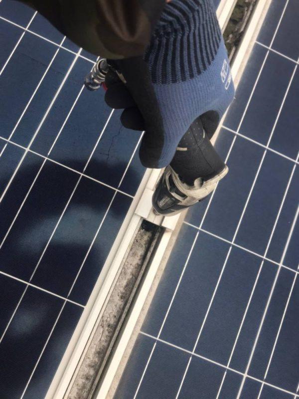 実績・評判口コミ画像02-兵庫県 49.5kWh 低圧 メンテナンス