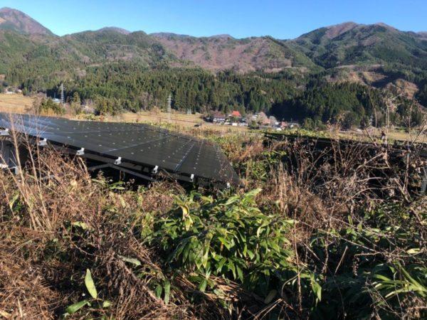 岡山県苫田郡 90kWh  高圧 メンテナンス