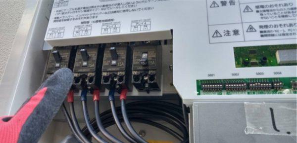 実績・評判口コミ画像02-静岡県 150kW 高圧 メンテナンス